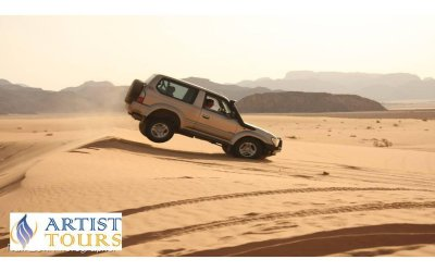 4 Days Jeep Tour in Jordan from Aqaba