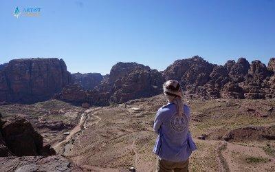 1 Day Tour in Jordan from Aqaba Border