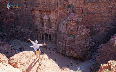3 Days Tour in Jordan from Aqaba Border