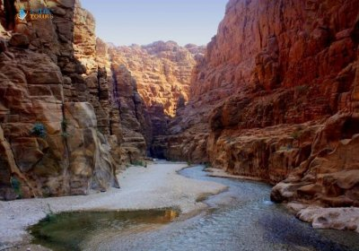 4 Days Tour in Jordan from Aqaba Border