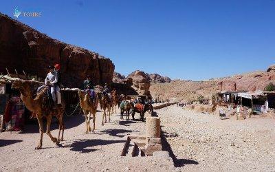 5 Days Tour in Jordan from Aqaba Border