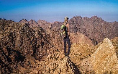 9 Days Hiking Tour in Jordan from Amman