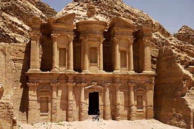 6 Days Tour in Jordan& Palestine